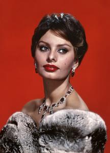 Sophia Loren1959© 1978 Wallace Seawell - Image 0959_2043