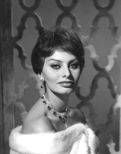 Sophia Loren, 1959 © 1978 Wallace Seawell - Image 0959_2045