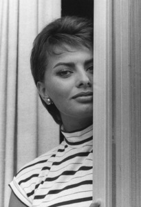 Sophia Loren, c. 1959, - Image 0959_2051