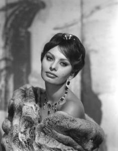 Sophia Loren1959 © 1978 Wallace Seawell - Image 0959_2052