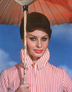 Sophia Loren, 1959. © 1978 Wallace Seawell - Image 0959_2068