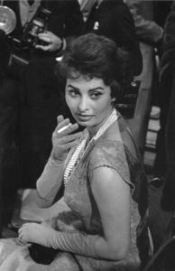 Sophia Loren, 1957. © 1978 Lou Jacobs Jr. - Image 0959_2085