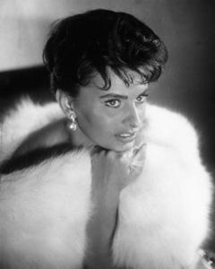 Sophia Loren, c. 1958. - Image 0959_2108