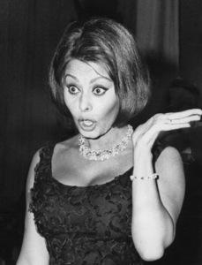 Sophia Loren, 1962. - Image 0959_2119