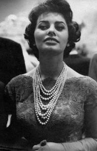 Sophia Loren in Los Angeles, 1958. © 1978 Ernest Reshovsky - Image 0959_2133