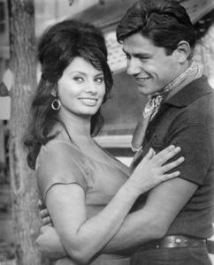 Sophia Loren, c. 1963. - Image 0959_2137