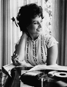 Sophia Loren in Brentwood, Californiacirca 1957 © 1978 Sanford Roth / AMPAS - Image 0959_2150