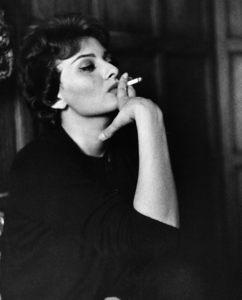 Sophia Lorencirca 1957 © 1978 Sanford Roth / AMPAS - Image 0959_2151