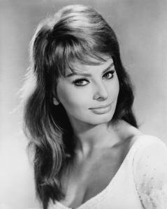 Sophia Loren circa 1960s ** I.V. - Image 0959_2153