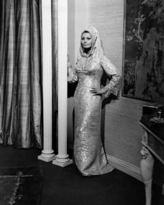 """Sophia Loren in """"Arabesque""""1966 Universal** I.V. / M.T. - Image 0959_2156"""