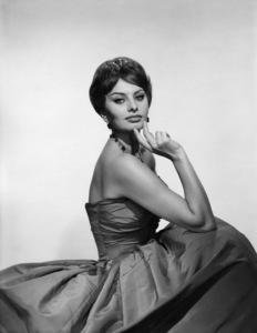 Sophia Loren1959© 1978 Wallace Seawell - Image 0959_2159