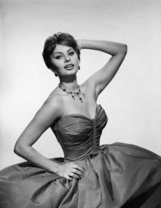 Sophia Loren1959© 1978 Wallace Seawell - Image 0959_2160
