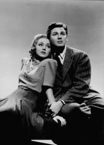 Anne Shirley, John GarfieldFilm Set / Warner Bros.Children