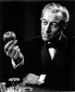 Rex Harrison1964Copyright John Swope Trust / MPTV - Image 0962_0806