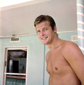 Roger Moore1962 © 1978 David Sutton - Image 0963_0045