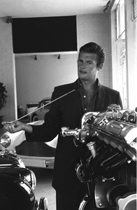 Roger Moore 1960 © 1978 David Sutton - Image 0963_0054