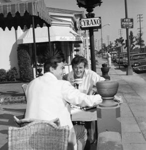 Roger Moore at Cyrano1956© 1978 Eric Skipsey - Image 0963_0060