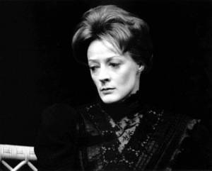 "Maggie Smith in ""Hedda Gabler""  1970 play production. **I.V. - Image 0965_0011"