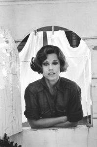 Jane Fonda at home 1969 © 1978 Bruce McBroom - Image 0966_1079