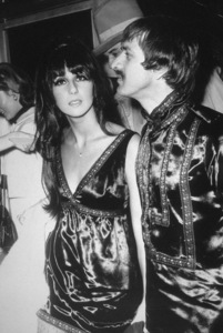 Sonny and Cher c. 1970 © 1978 Joe Shere - Image 0967_0152