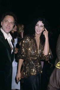 Cher and Billy Sammethcirca 1990s © 1990 Gary Lewis - Image 0967_0226