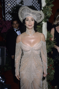 """Cher at """"The 70th Annual Academy Awards""""1998 © 1998 Gary Lewis - Image 0967_0233"""