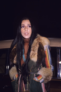 Cher Bonocirca 1970s© 1978 Gary Lewis - Image 0967_0268