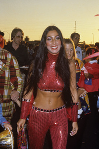 Cher Bonocirca 1970s© 1978 Gary Lewis - Image 0967_0274
