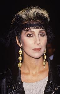 Cher Bonocirca 1980s© 1980 Gary Lewis - Image 0967_0275