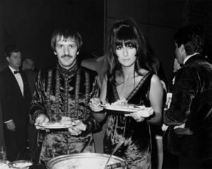 Sonny Bono and Cher circa 1968** I.V. / M.T. - Image 0967_0279