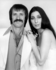 Sonny Bono and Chercirca 1973© 1978 John Engstead** I.V. / M.T. - Image 0967_0280