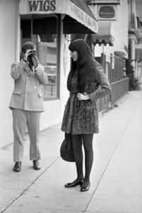 Cher Bono1967© 1978  Bob Willoughby - Image 0967_0289
