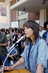 Jane Fonda1972 © 1978 Gunther - Image 0968_1057