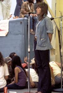 Jane Fonda at the Democratic Convention 1972 © 1978 Gunther - Image 0968_1076