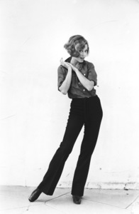 Jane Fonda 1969 © 1978 Bruce McBroom - Image 0968_1078