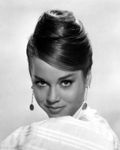 Jane Fonda publicity still for the Warner Brothers