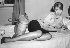 Jane Fonda, c. 1962.**J.S. - Image 0968_1090