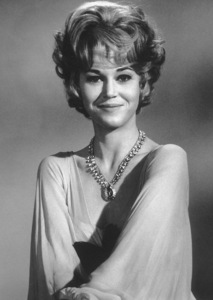 "Jane Fonda publicity still for""Any Wednesday.""1966/Warner Bros.**J.S. - Image 0968_1106"