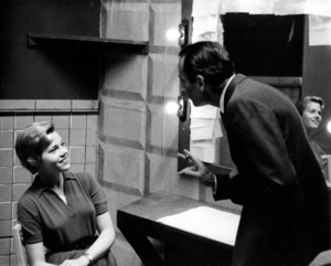 Jane Fonda, Henry Fonda1955Copyright John Swope Trust / MPTV - Image 0968_1116