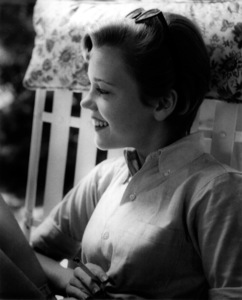 Jane Fonda1954Copyright John Swope Trust / MPTV - Image 0968_1119