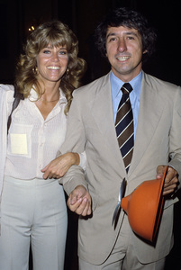Jane Fonda and Tom Haydencirca 1970s© 1978 Gary Lewis - Image 0968_1175