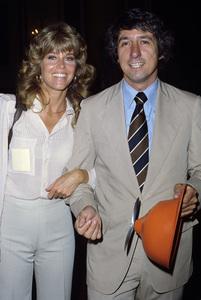 Jane Fonda and Tom Haydencirca 1970s© 1978 Gary Lewis - Image 0968_1175