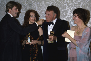 Jane Fonda with Peter O