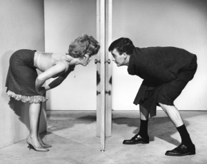 Jane Fonda and Jim Huttoncirca 1962** B.L. - Image 0968_1200