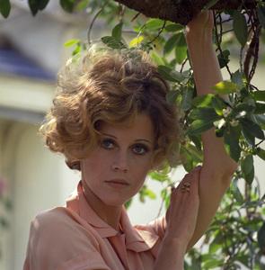 Jane Fonda at her Malibu home1969© 1978 Bob Willoughby - Image 0968_1212