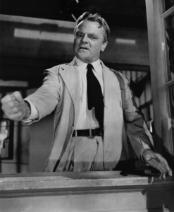 """James Cagney""""A Lion is in the Streets""""1953 Warner - Image 0969_0012"""