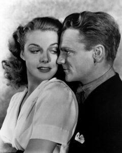 James Cagney,Ann SheridanC. 1940 - Image 0969_0804