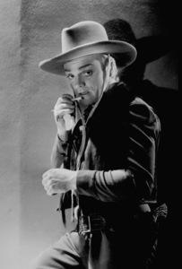 James CagneyFilm Set / Warner Bros.Oklahoma Kid (1939)Photo by George Hurrell0031747 - Image 0969_0851