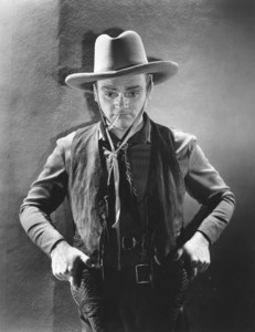 "James Cagney in ""Oklahoma Kid, The""1939 Warner Bros.Photo by George Hurrell **I.V. - Image 0969_0857"