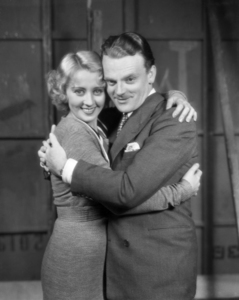 Joan Blondell and James Cagneycirca 1930s** I.V / M.T. - Image 0969_0865